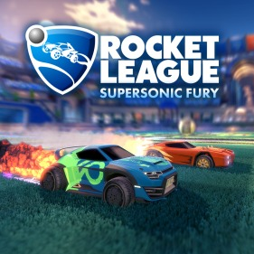 Rocket League - Supersonic Fury per PlayStation 4