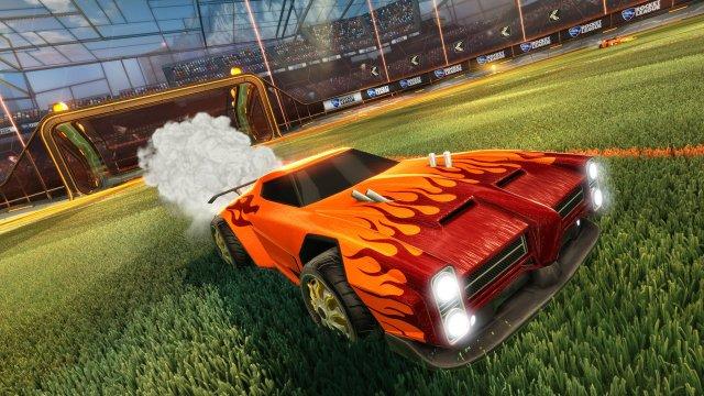 Rocket League - Supersonic Fury