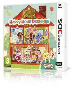 Animal Crossing: Happy Home Designer per Nintendo 3DS