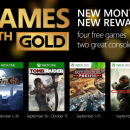 Ecco i Games with Gold di settembre