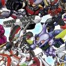 Bandai Namco ha dei progetti per il venticinquesimo anniversario di Super Robot Wars