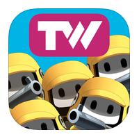 Tactile Wars per iPhone