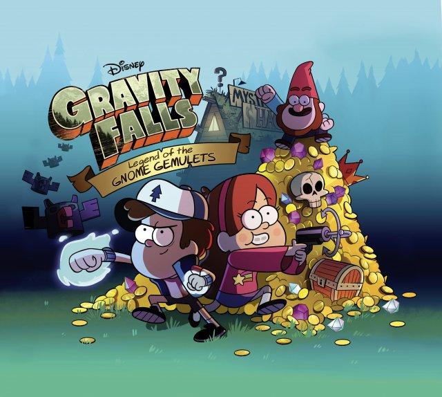 Gravity Falls: La Leggenda dei Gemuleti Gnomi