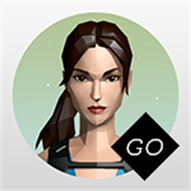 Lara Croft GO per iPad