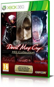 Devil May Cry HD Collection per Xbox 360