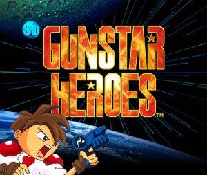 3D Gunstar Heroes per Nintendo 3DS