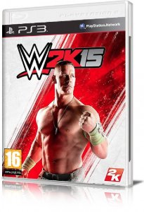 WWE 2K15 per PlayStation 3