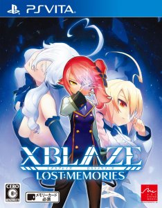 XBlaze Lost: Memories per PlayStation Vita