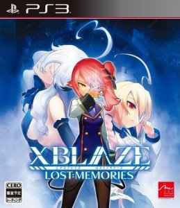 XBlaze Lost: Memories per PlayStation 3