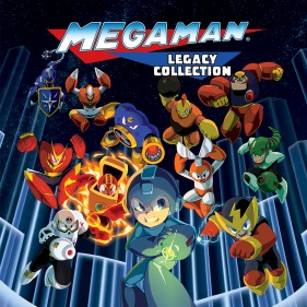 Mega Man Legacy Collection per PlayStation 4