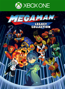 Mega Man Legacy Collection per Xbox One