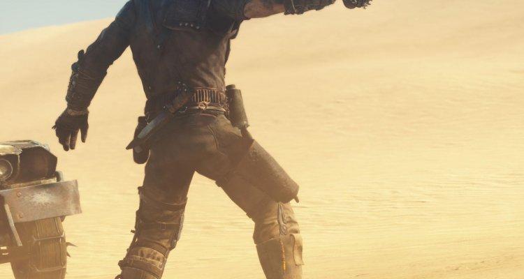 Mad Max Un Bug In Mad Max Potrebbe Costringere A Ricominciare Il