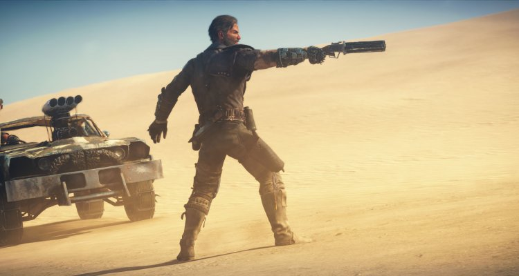 Digital Foundry analizza le prestazioni console di Mad Max