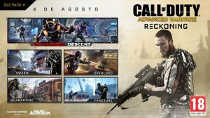Call of Duty: Advanced Warfare - Reckoning per PlayStation 4