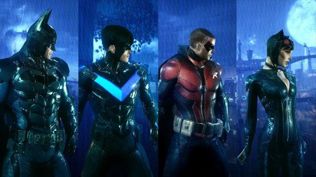 Batman: Arkham Knight - Pacchetto Sfida Combattente del Crimine n.1