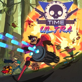 Super Time Force Ultra per PlayStation 4