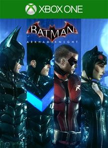 Batman: Arkham Knight - Pacchetto Sfida Combattente del Crimine n.1 per Xbox One