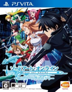 Sword Art Online Re: Hollow Fragment per PlayStation Vita