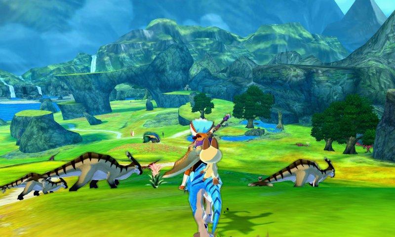 La caccia secondo Monster Hunter Stories
