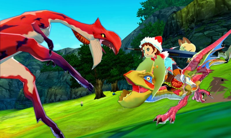 Monster Hunter Stories, ovvero il mio amico Rathalos