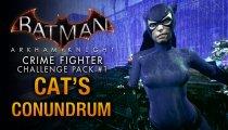 Batman: Arkham Knight - Pacchetto Sfida Combattente del Crimine n.1, gameplay con Catwoman