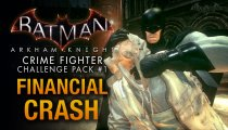 Batman: Arkham Knight - Pacchetto Sfida Combattente del Crimine n.1, gameplay con Batman classico