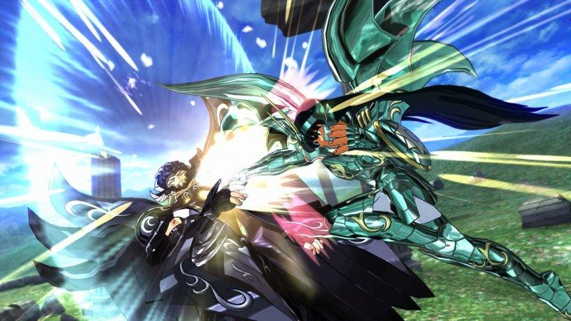 Saint Seiya: Soldiers' Soul è disponibile su PlayStation 3 e PlayStation 4
