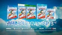 La Grande Avventura di Snoopy - Trailer di presentazione