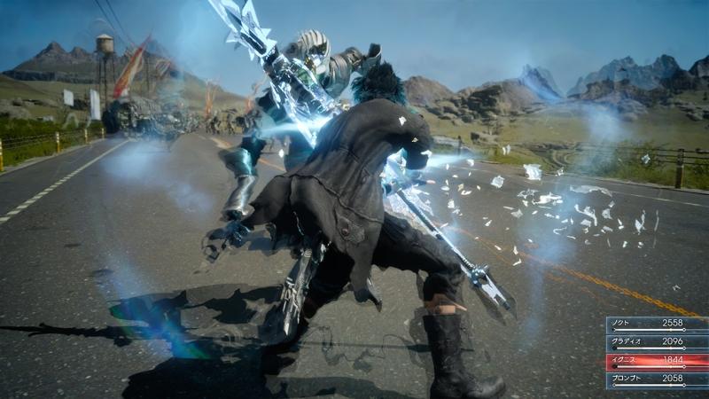 Tante nuove informazioni su Final Fantasy XV