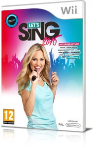 Let's Sing 2016 per Nintendo Wii