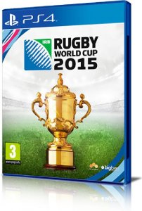 Rugby World Cup 2015 per PlayStation 4
