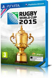 Rugby World Cup 2015 per PlayStation Vita