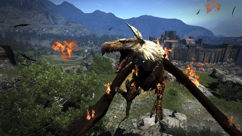 Dragon's Dogma: Dark Arisen, la recensione per Nintendo Switch