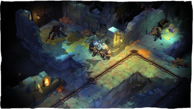 Arte e JRPG si incontrano nella recensione di Battle Chasers: Nightwar
