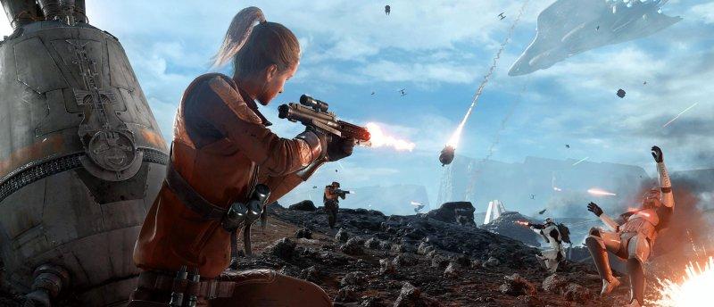 DICE: Star Wars Battlefront non sarà supportato con ulteriori contenuti