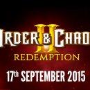 Order & Chaos II: Redemption uscirà il 17 settembre, nuovo trailer