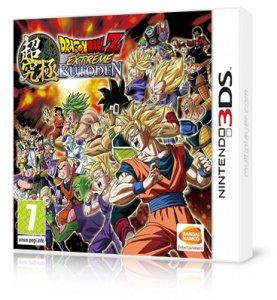 Dragon Ball Z: Extreme Butoden per Nintendo 3DS