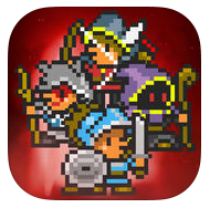 Quest of Dungeons per iPhone