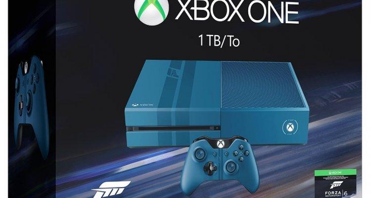 Quanto è conveniente l'edizione limitata di Xbox One Forza Motorsport 6?