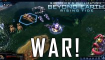 Sid Meier's Civilization: Beyond Earth - Rising Tide - Gameplay con le unità ibride