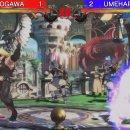 Guilty Gear Xrd: Sign - Un combattimento dalla versione PlayStation 4, Ogawa vs Umehara