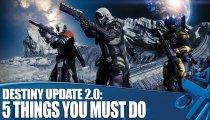 Destiny - Le prime cinque cose da fare dopo l'update 2.0
