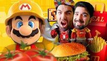 A Pranzo con Super Mario Maker