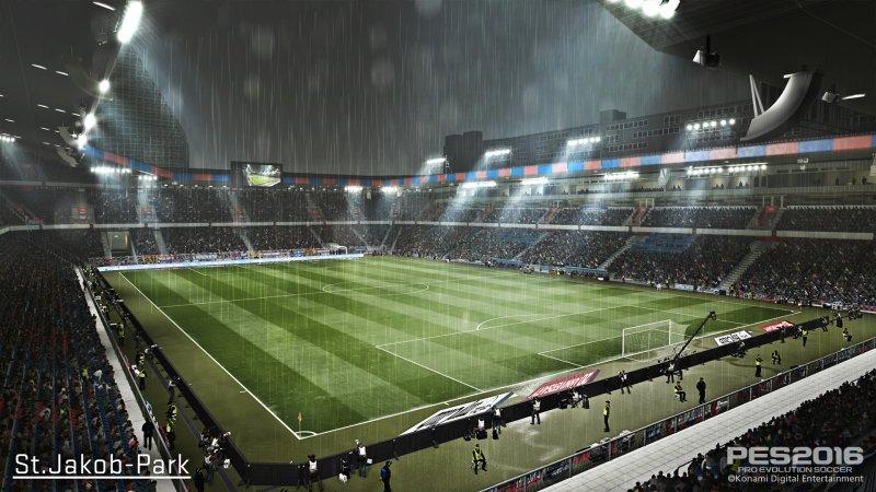 Il calcio secondo PES
