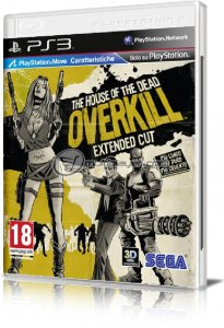 The House of the Dead: Overkill - Extended Cut per PlayStation 3