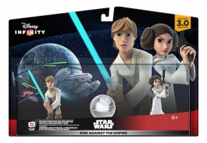 Disney Infinity 3.0: Star Wars - Rise Against the Empire per Nintendo Wii U