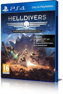 Helldivers: Super-Earth Ultimate Edition per PlayStation 4