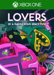 Lovers in a Dangerous Spacetime per Xbox One