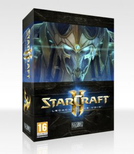 StarCraft II: Legacy of the Void per PC Windows