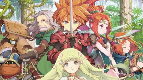 Square Enix registra Adventures of Mana e Ray Gigant in Europa